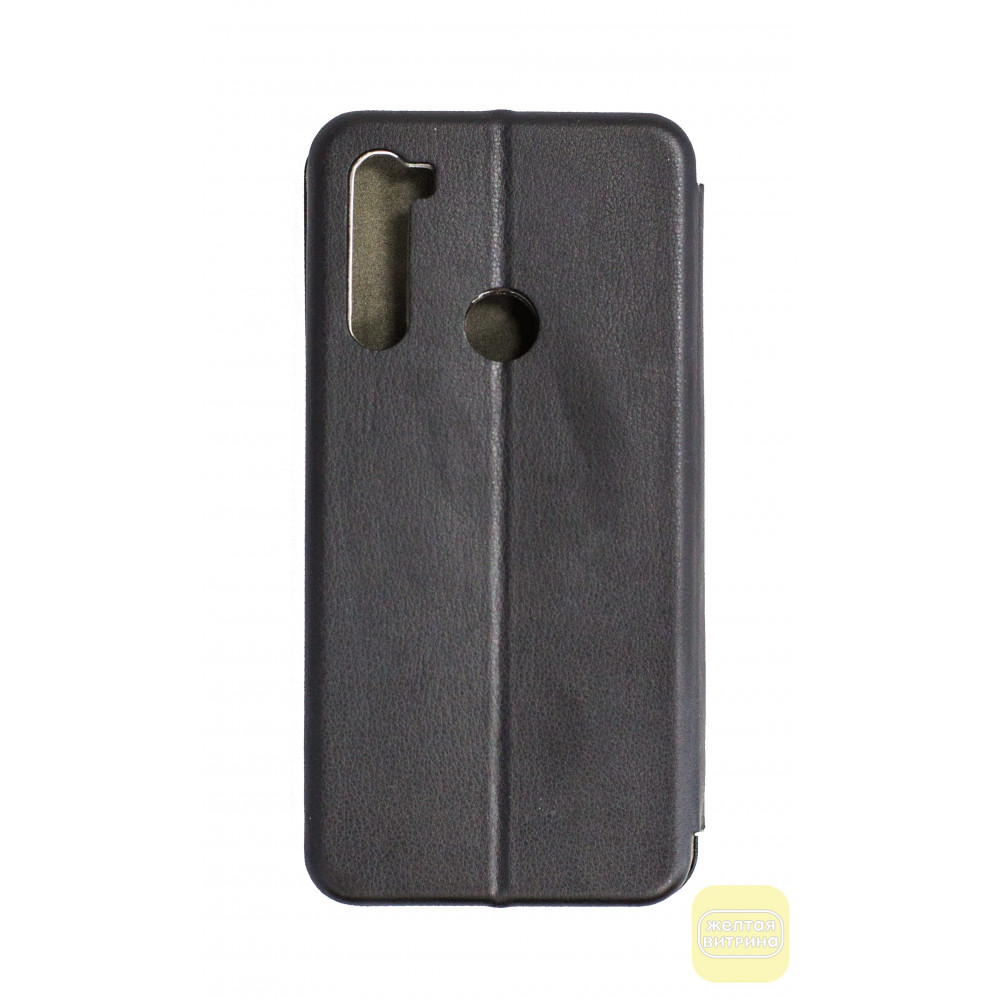 Книжка для Xiaomi Redmi Note 8T Fashion Case чёрная