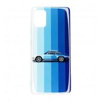 Накладка для Samsung A51 силиконовая Porsche